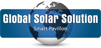 Global Solar Solution Retina Logo