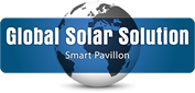 Global Solar Solution Mobile Logo